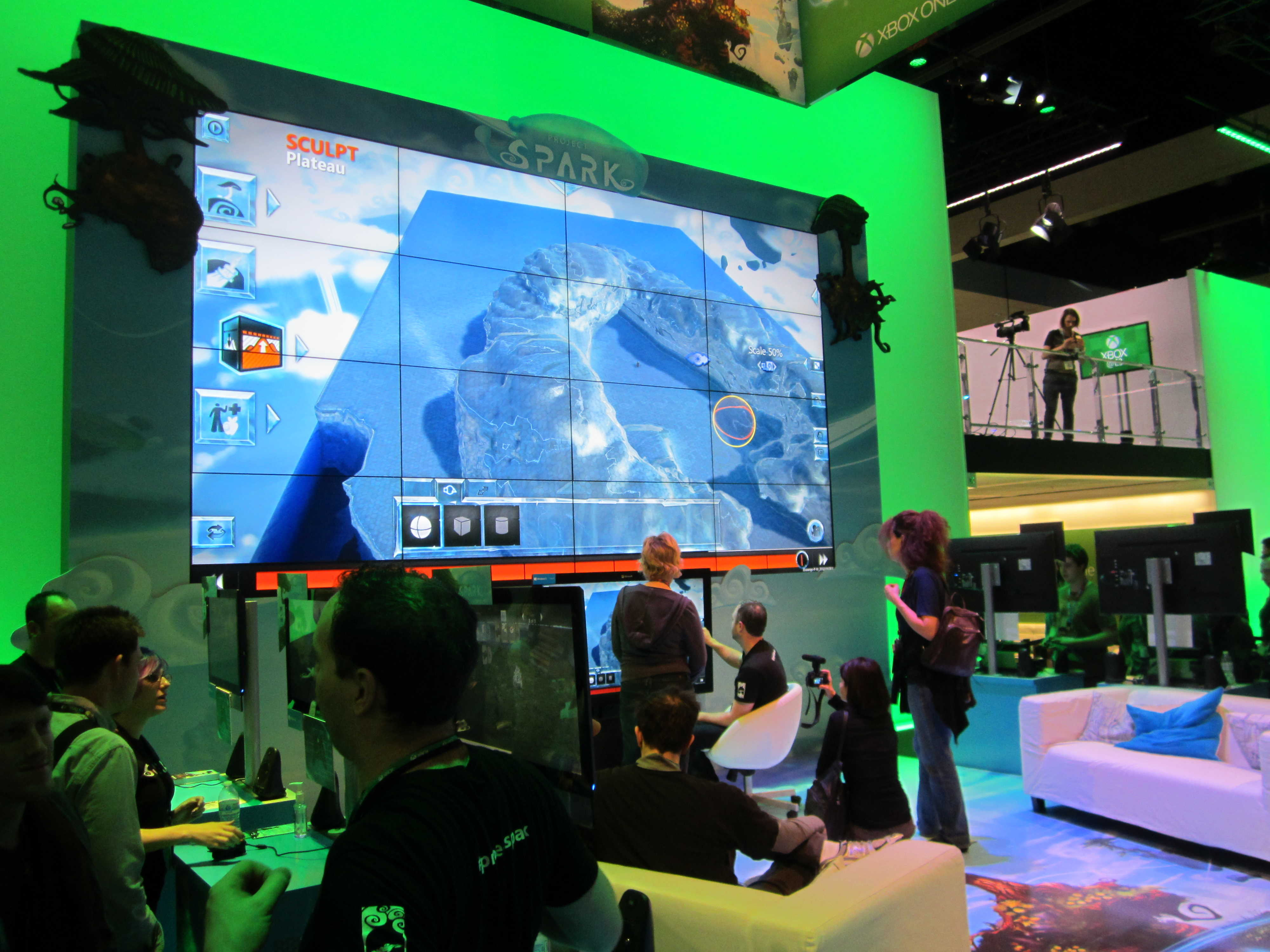 Xbox One E3 Booth
