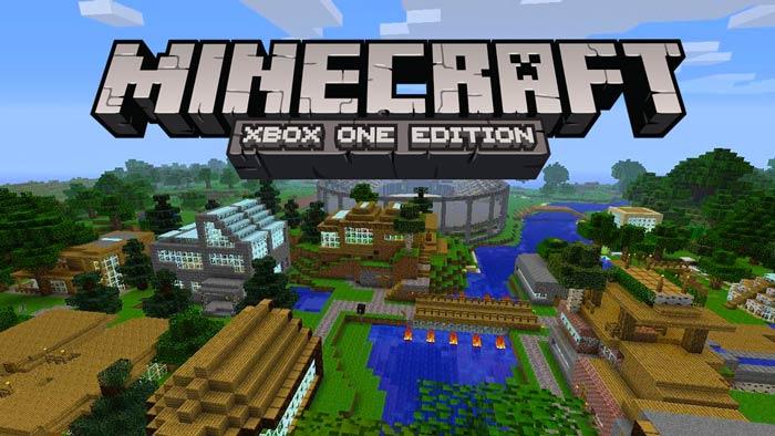 Minecraft xbox one games