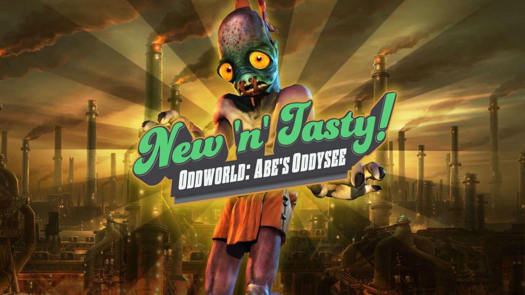 Oddworld: Abe's Oddysee xbox
