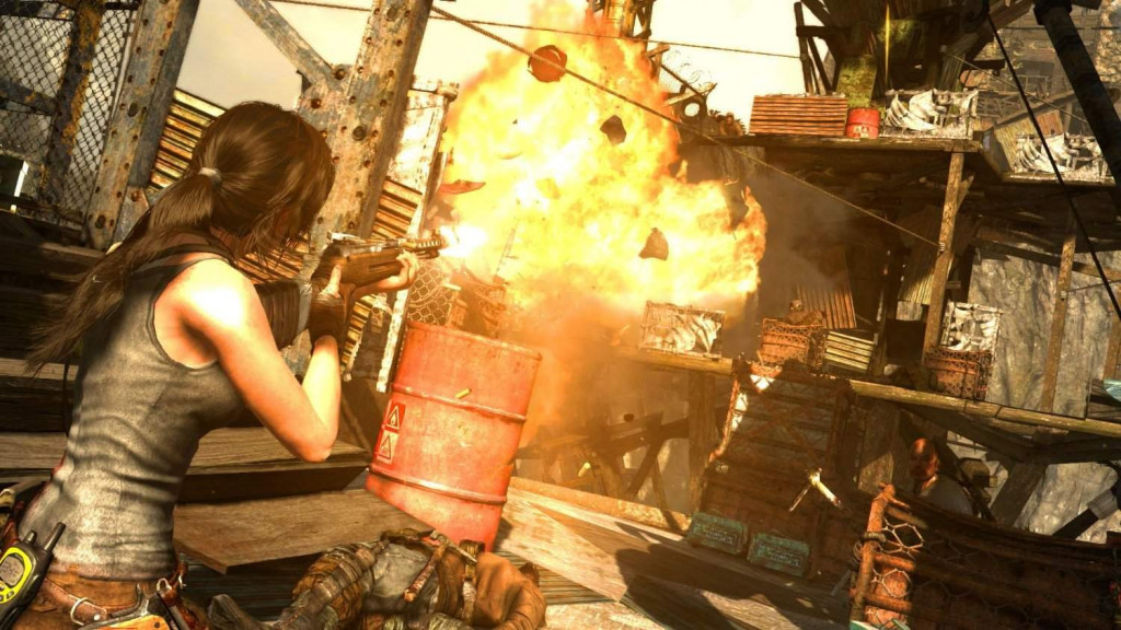 Tomb Raider Definitive Edition - 12 Best Xbox One Adventure Games