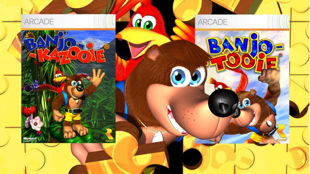 banjo kazooie xbox one
