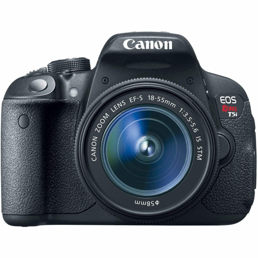 Canon EOS Rebel T5i DSLR