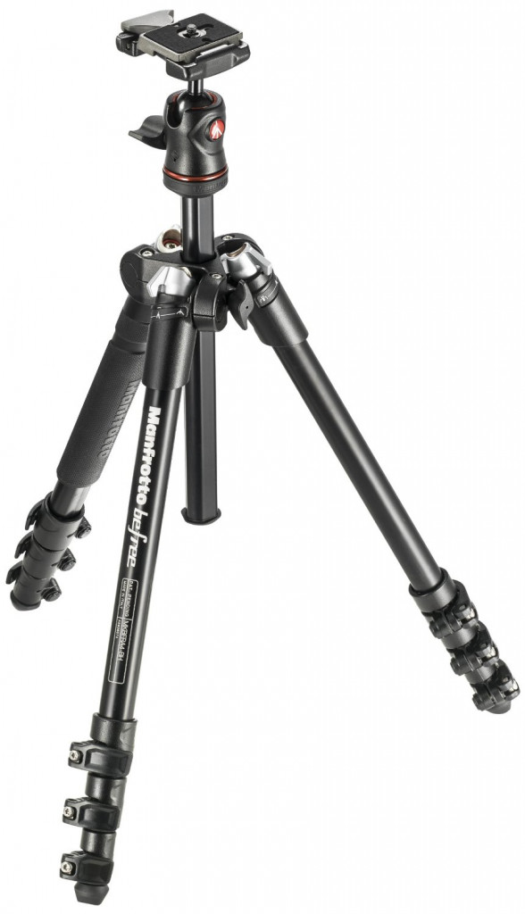 Manfrotto Befree Compact Aluminum Tripod