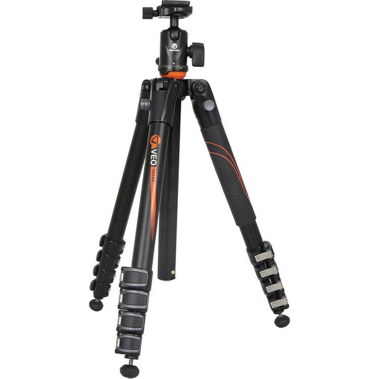 Vanguard VEO 265AB Travel Tripod with Ball Head