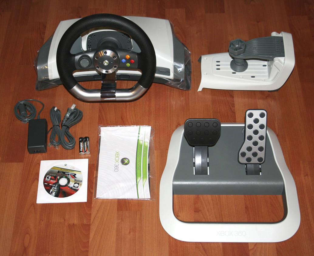 City Car Driving Xbox  Controller