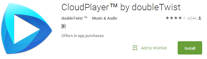 CloudPlayer™ by doubleTwist