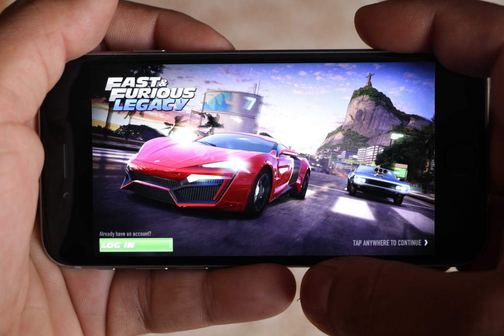 Fast & Furious Legacy for ios - Best iOS Racing Games