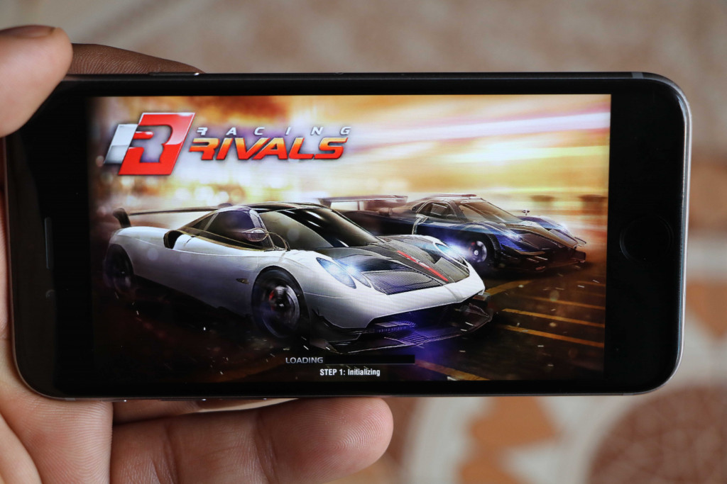 Racing Rivals on Ios - Best iOS Racing Games