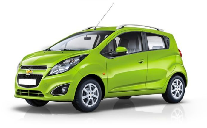 Chevrolet Beat - Best Cars Under 6 Lakhs