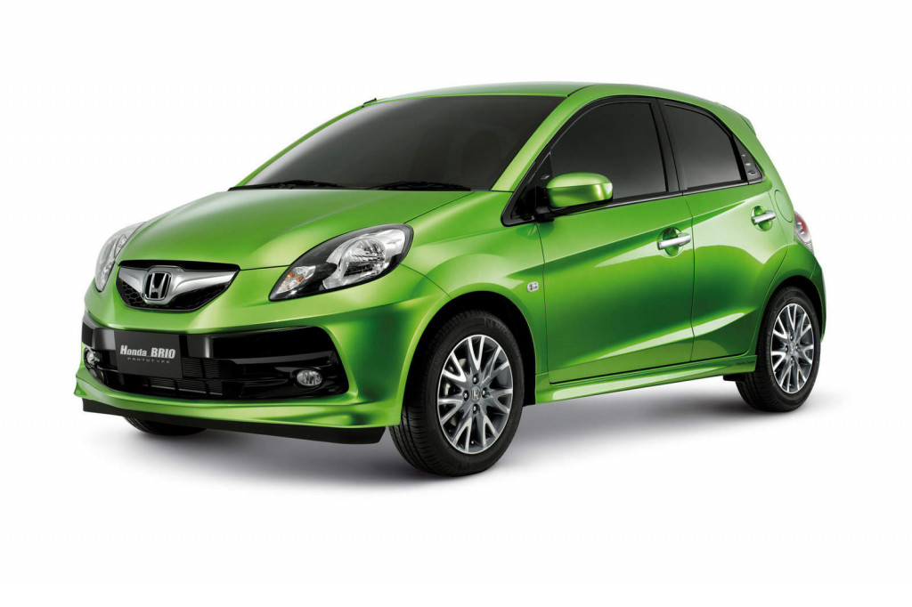 Honda Brio -  Best Cars Under 6 Lakhs