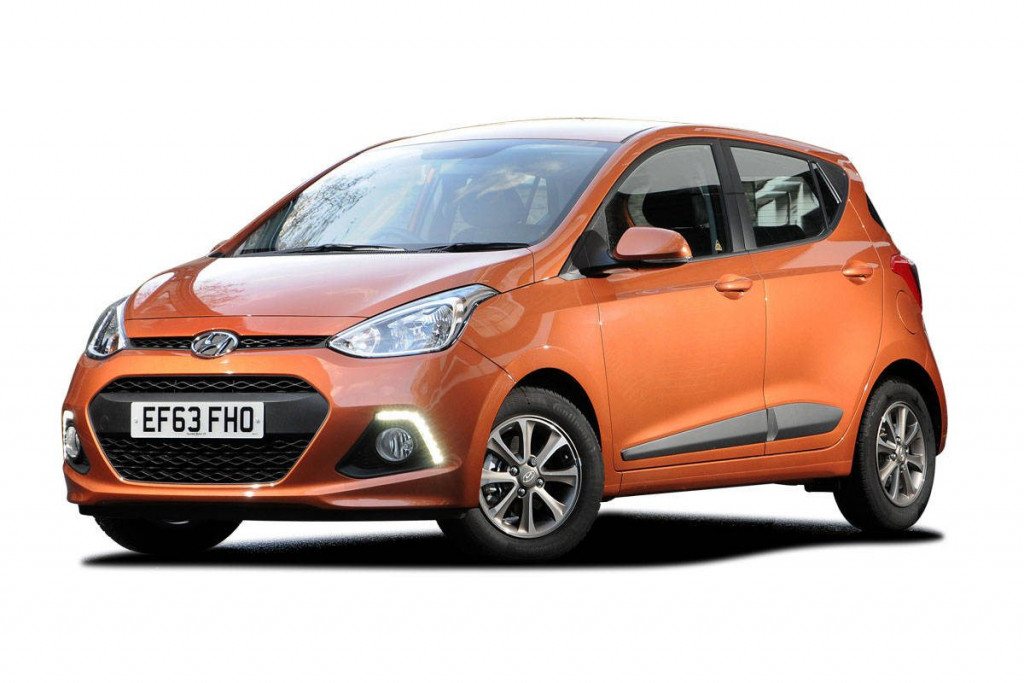 Hyundai i10 - Best Cars Under 6 Lakhs