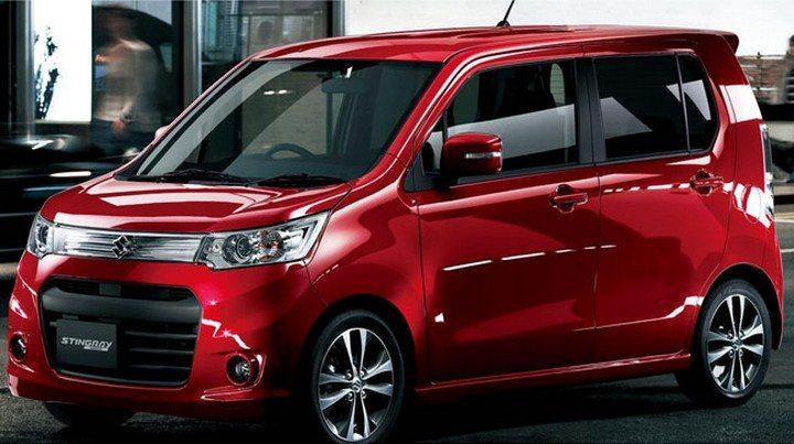 Maruti Suzuki Wagon R Stingray - Best Cars Under 6 Lakhs