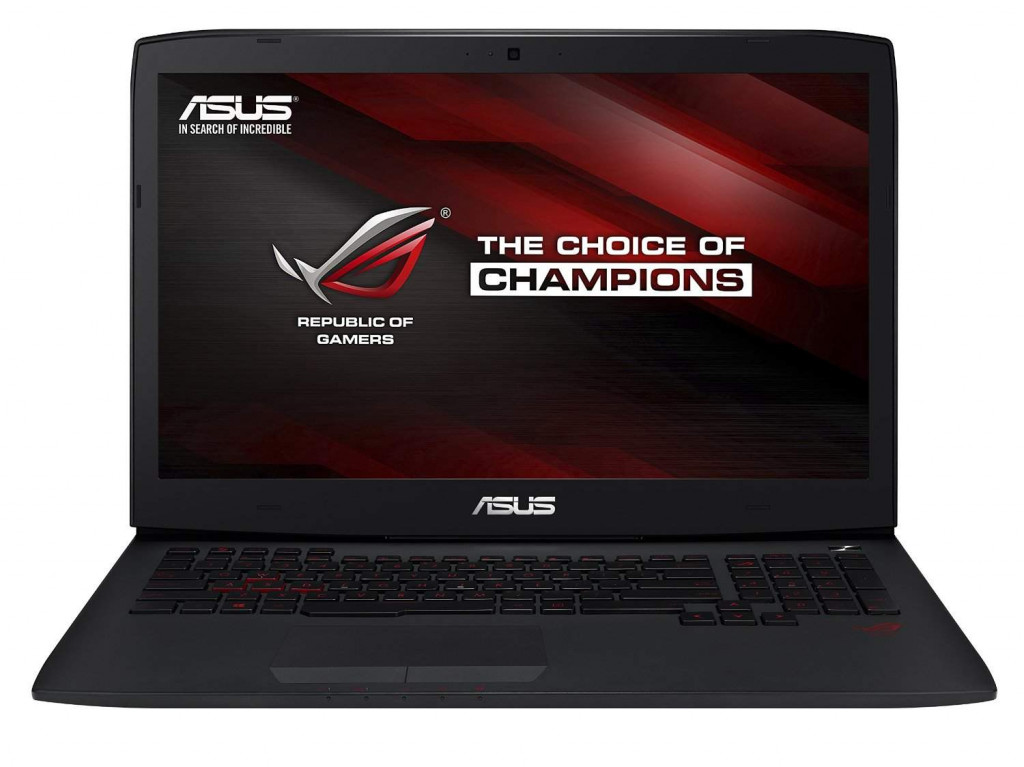 ASUS ROG G751JL 17-Inch Gaming Laptop -Gaming Laptops Under 1200