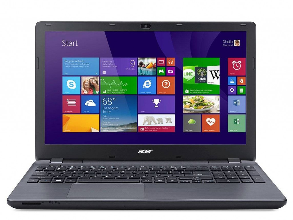 Acer Aspire E15 517 gaming laptop