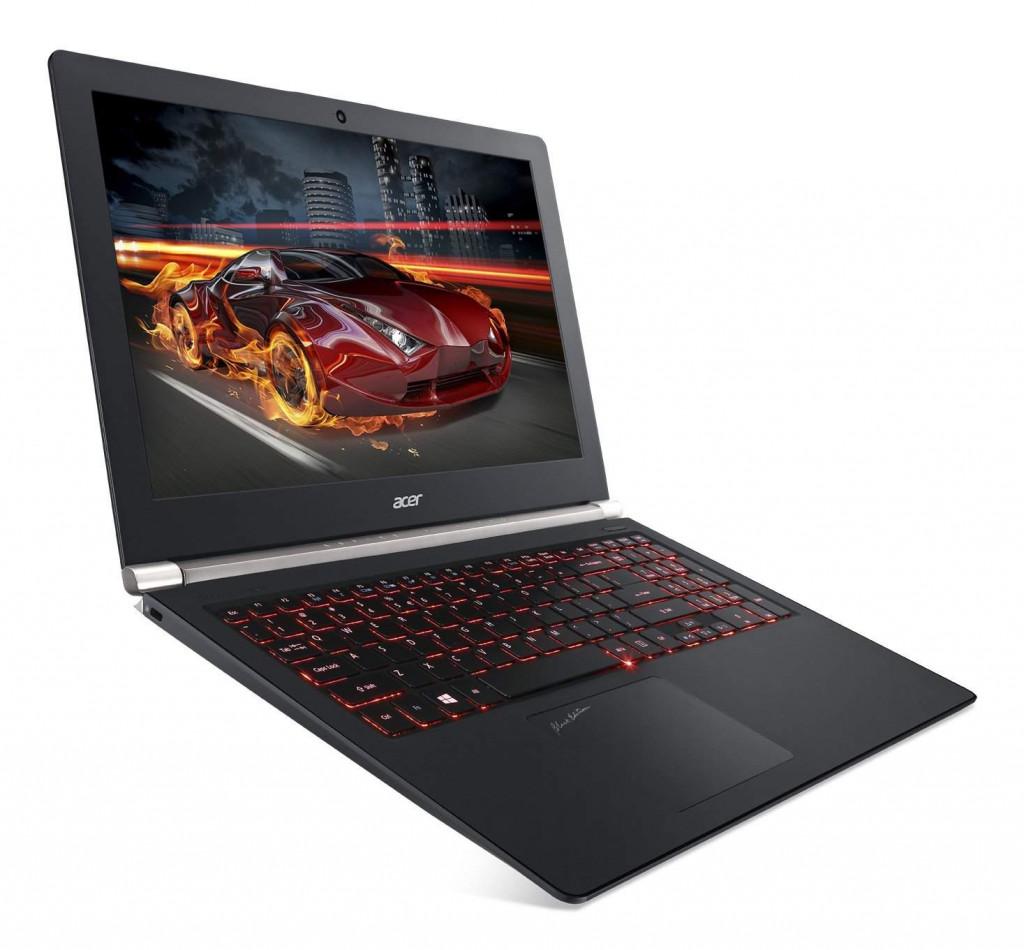 Acer Aspire V15 Nitro Black Edition-Gaming Laptops Under 1200
