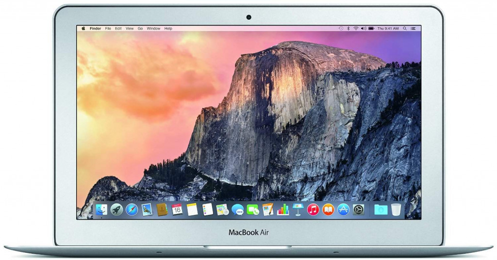 Apple MacBook Air MJVP2LL/A 11.6 inch -Amazing Laptops under 1200 USD