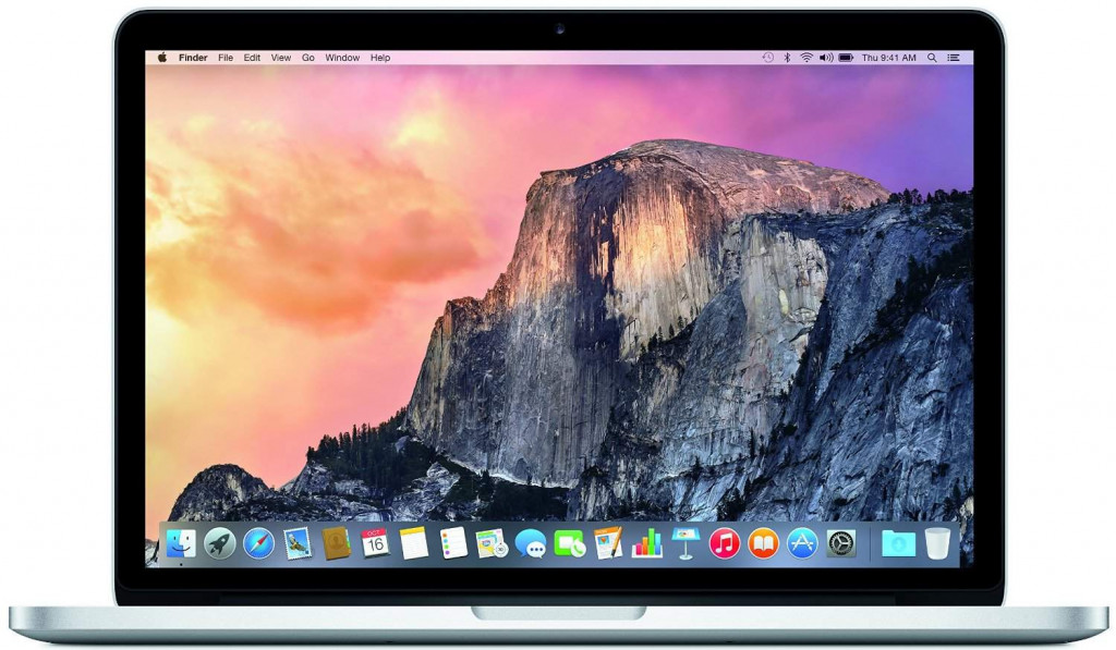 Apple MacBook Pro 13.3 inch -Amazing Laptops under 1200 USD