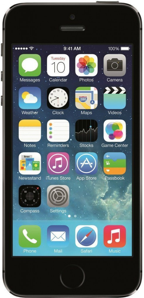 Apple iPhone 5s - Best Smartphones Under 25000