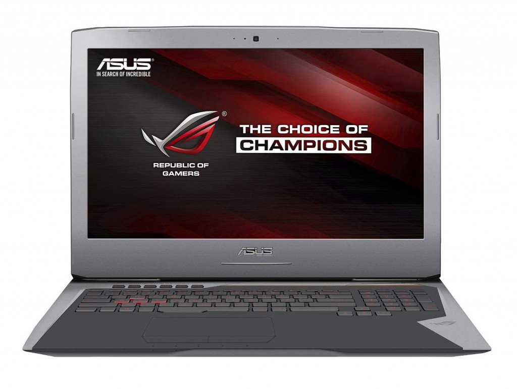 Asus ROG G752VT-DH72-gaming laptops for avid gamer