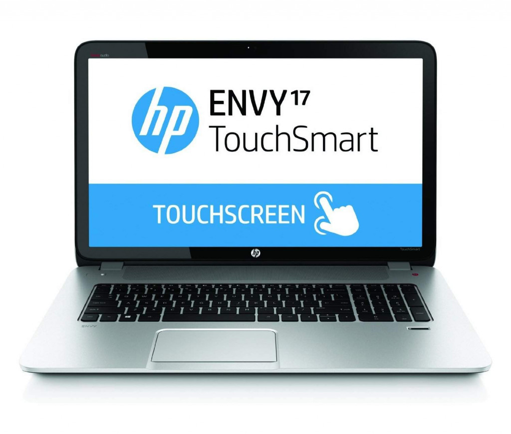 "HP Envy 17-j130us 17.3"" -Gaming Laptops Under 1200"