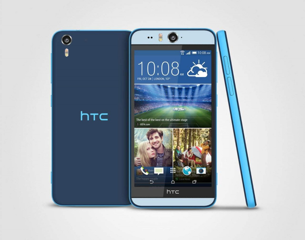HTC Desire Eye - best smartphones under 30000
