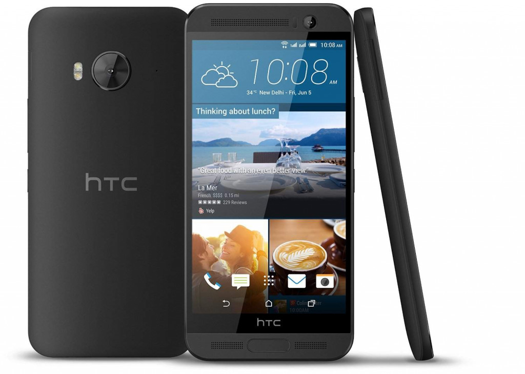 HTC One Me - best smartphones under 30000