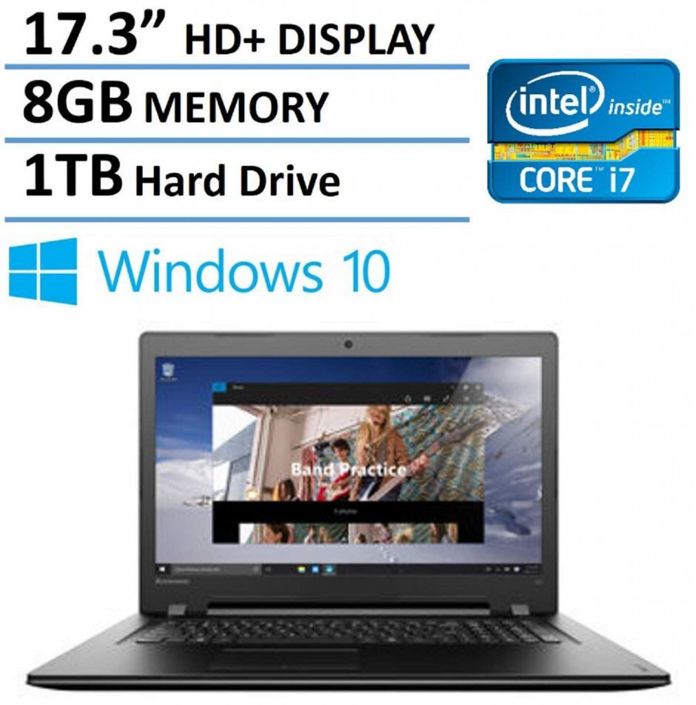 .LENOVO 17 inches 2016 model -Best Laptops under $700