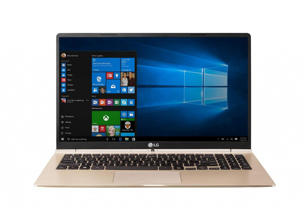 LG gram 15Z960 15.6 inch -Amazing Laptops under 1200 USD