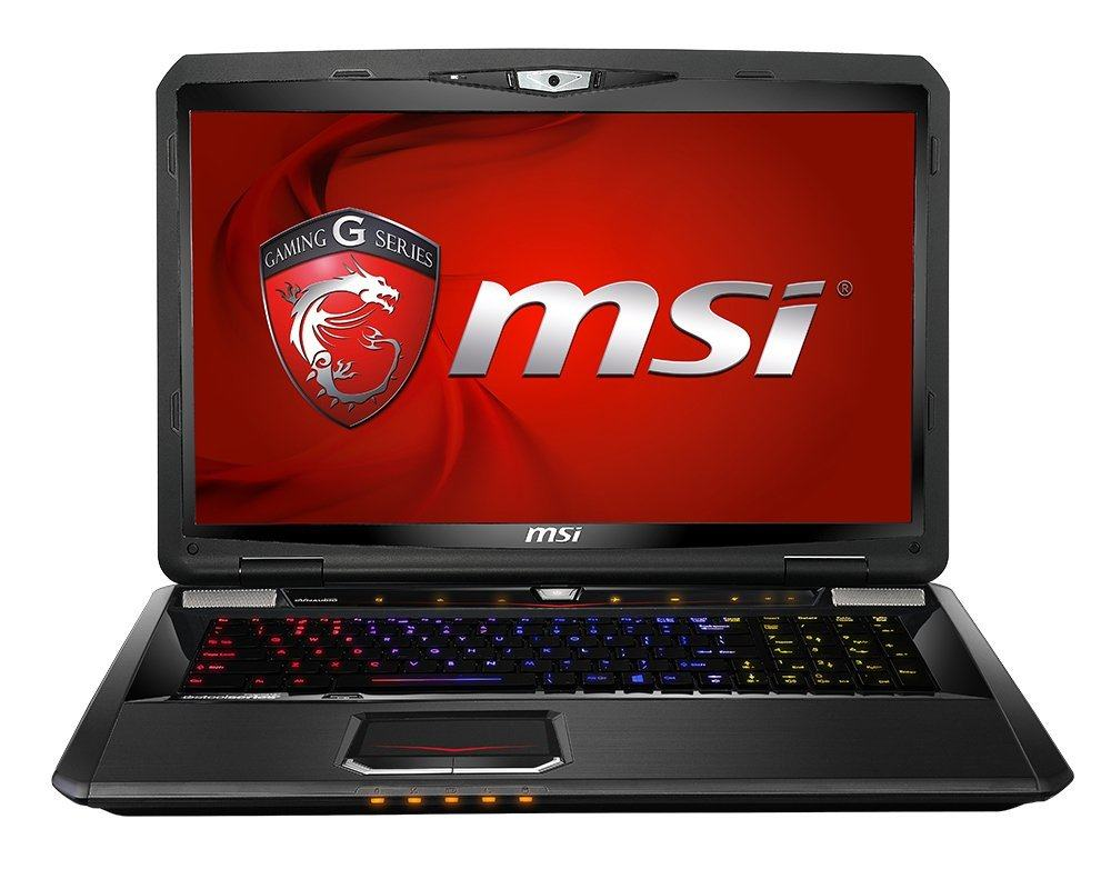 2 MSI GT70 Dominator-Gaming Laptops Under 1200