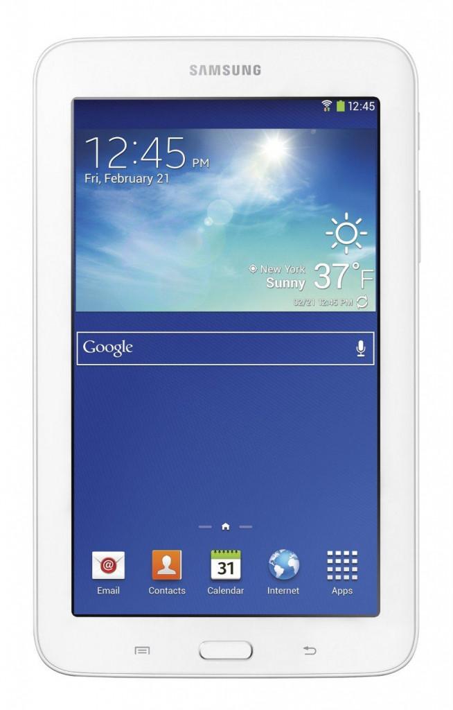 Samsung Galaxy Tab 3 Lite 7 inch - Best Tablets under 200 Dollars