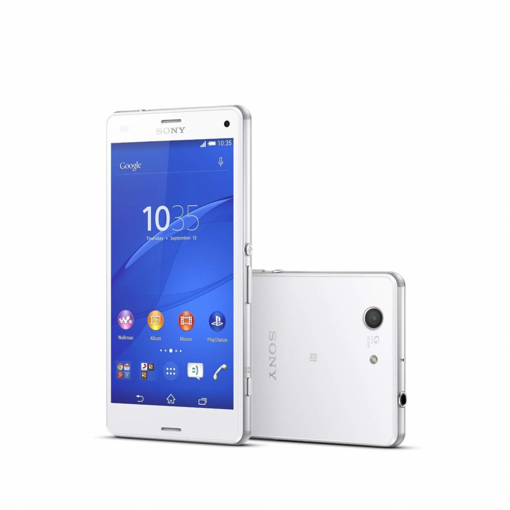 Sony Xperia Z3 Compact -best smartphones under 30000