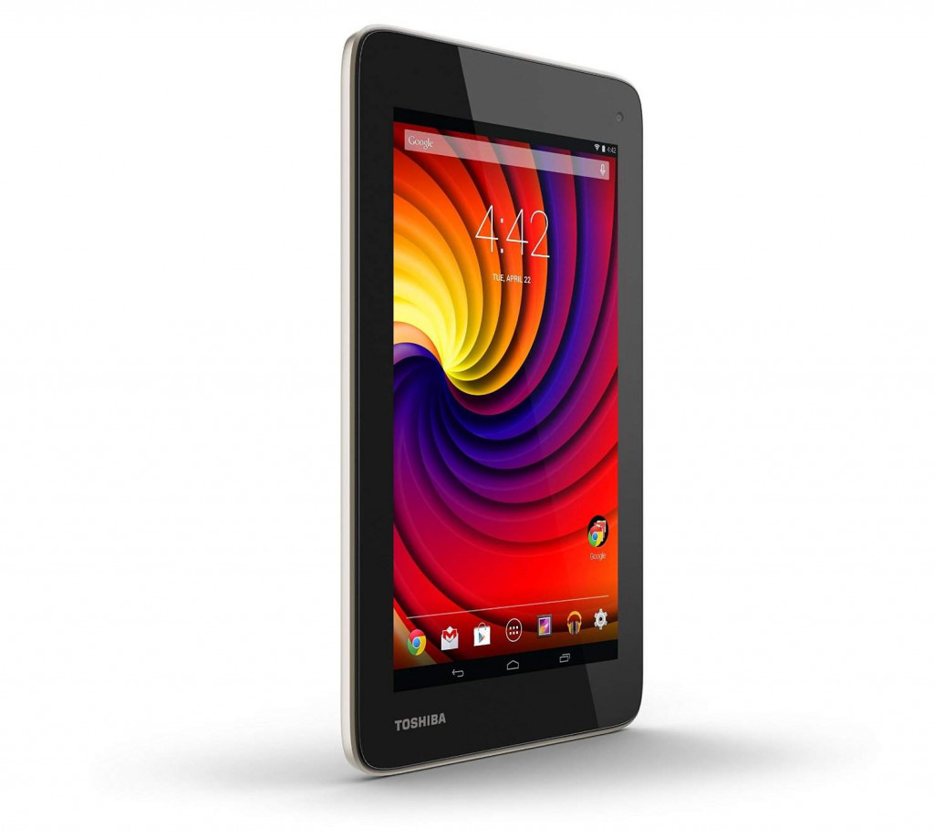 Toshiba Excite Go - Best Tablets Under 100