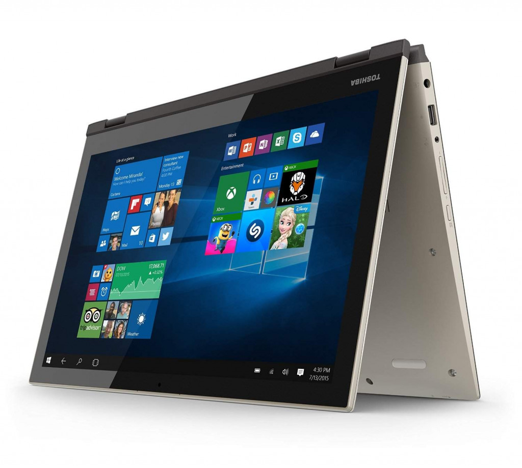 Toshiba Satellite Fusion 15 L55W - Best Laptops under $700