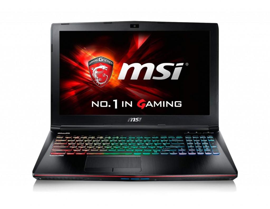 MSI GE62 Apache Pro-001 Gaming Laptop