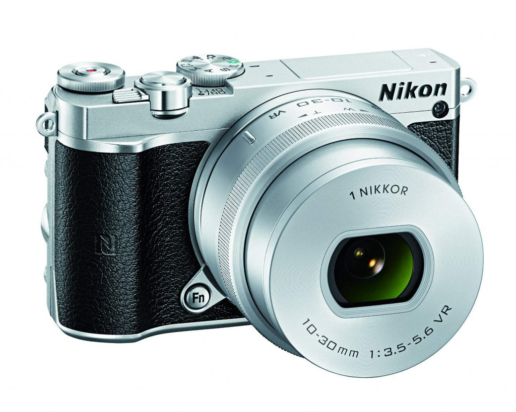 Nikon 1 J5 mirrorless ILC