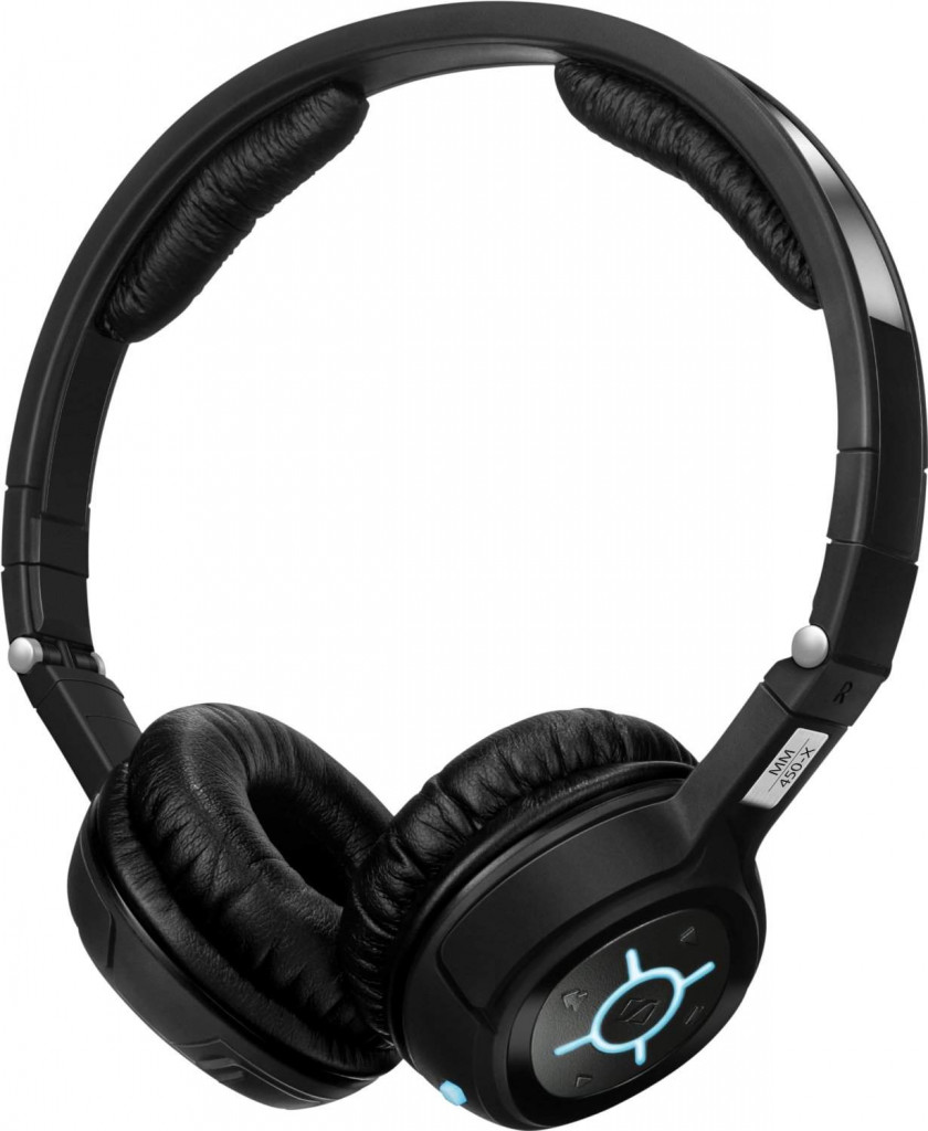 Sennheiser MM 450-X Wireless Bluetooth Headphones - Best Headphones under 300 Dollars