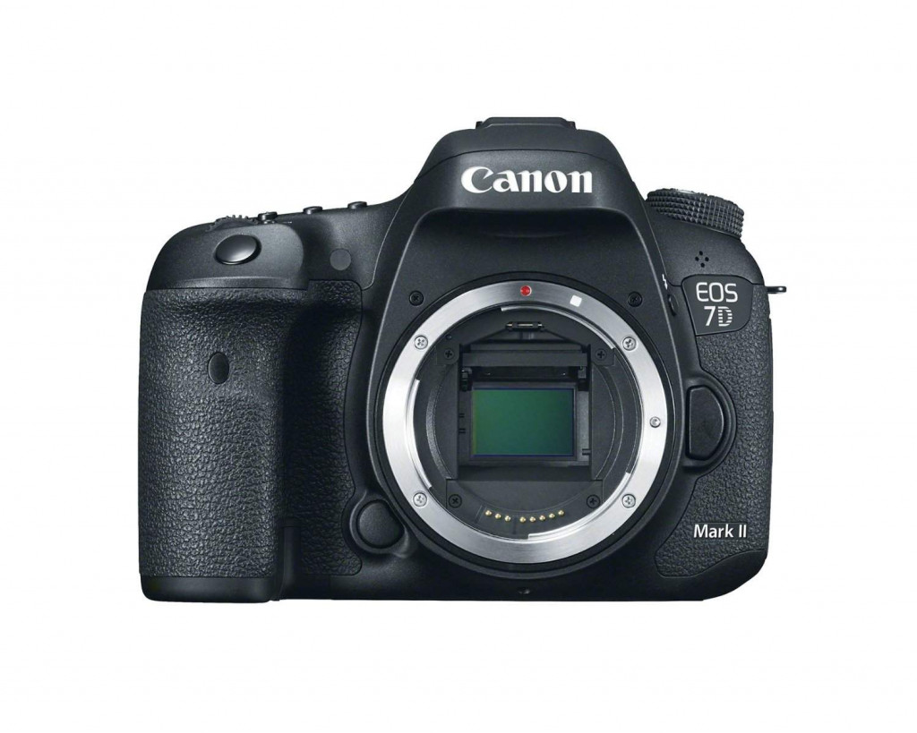 Canon EOS 7D Mark Digital SLR Camera