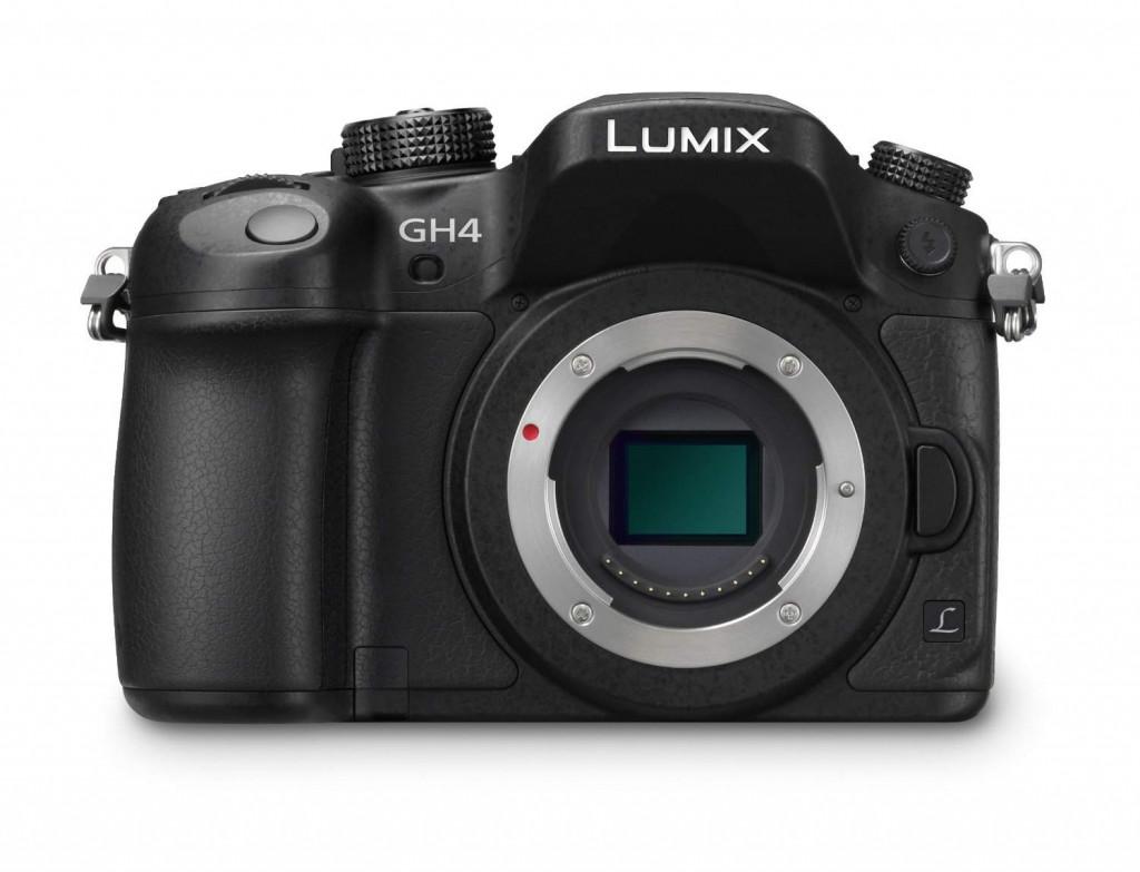 Panasonic LUMIX DMC-GH4KBODY DSLM