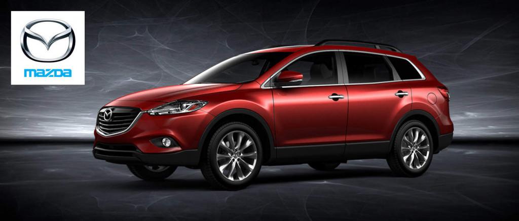 2015 Mazda Cx 9
