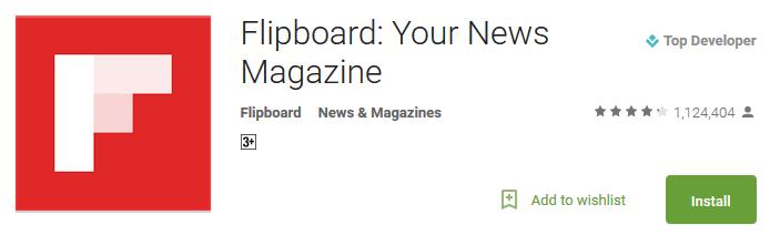 flipboard news app 2017