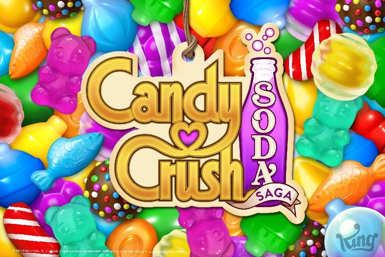Candy Crush Soda Saga ipad games