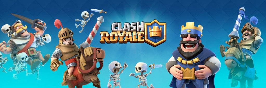 Clash-Royale ipad game for kids