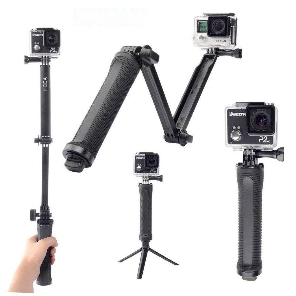 3-way Adjustable Monopod