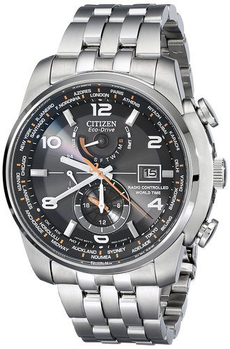 Citizen Eco Drive World Time A-T Series