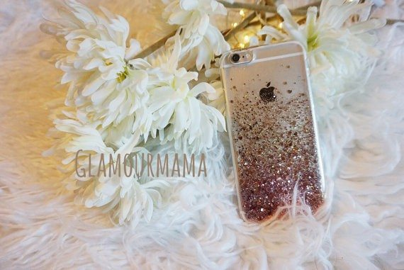 Glitter Acrylic iPhone 6s Case
