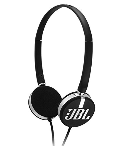 JBL T26C On-Ear Headphone-Black