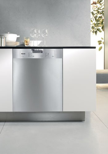 Miele Futura Classic Series G4205SCSS dishwasher