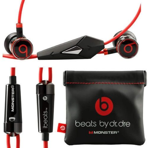 Monster Beats By Dr Dre Ibeats in Ear Headphones
