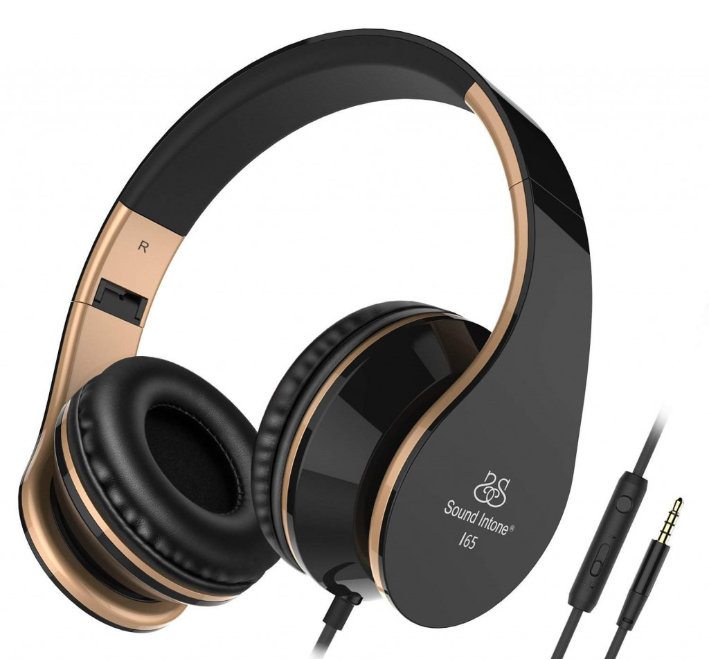 Sound Intone I65 Foldable Headphones
