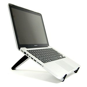 Compass Hard Adjustable/Portable Laptop Stand By Cosmos